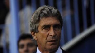 El legado del entrenador chileno con el el Málaga se verá honrado al nom...