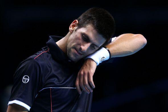 El serbio campeón de tres Grand Slams y un total de 10 títulos en la tem...