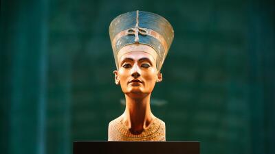 La búsqueda de Nefertiti se centra ahora en la tumba de Tutankamón nefer...