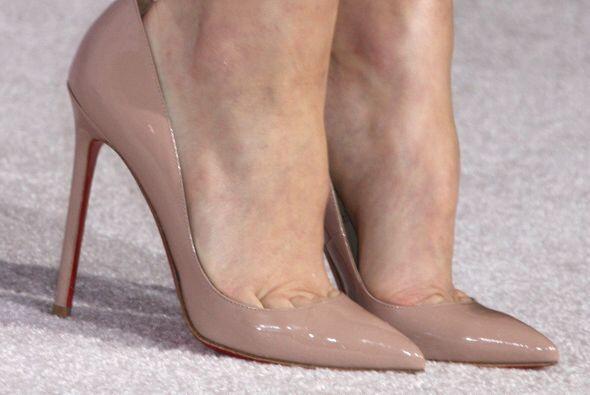 El calzado 'nude' hará su aparición estelar y será protagonista en event...