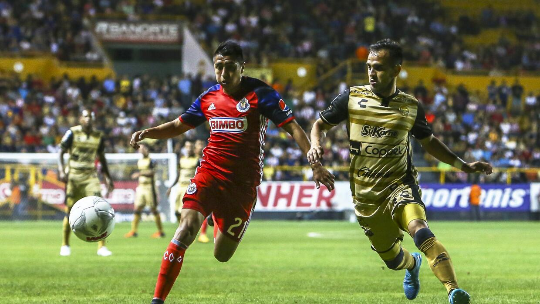 Dorados derrotó 1-0 al Rebaño