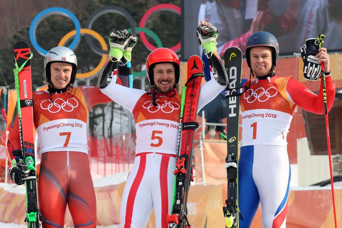 Pyeongchang 2018: Los resultados de la jornada marcel-hirscher-alpine-sk...