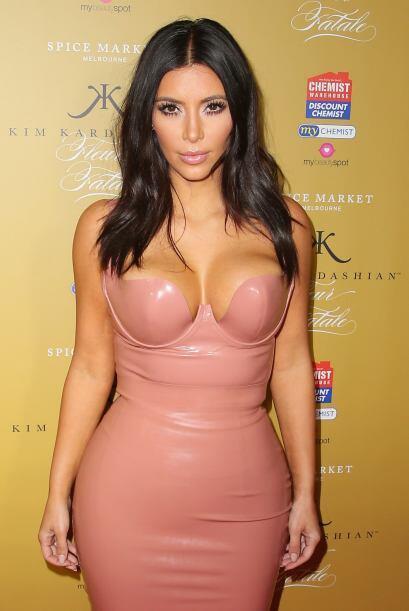 Todo lo que Kim toca se convierte en oro puro.