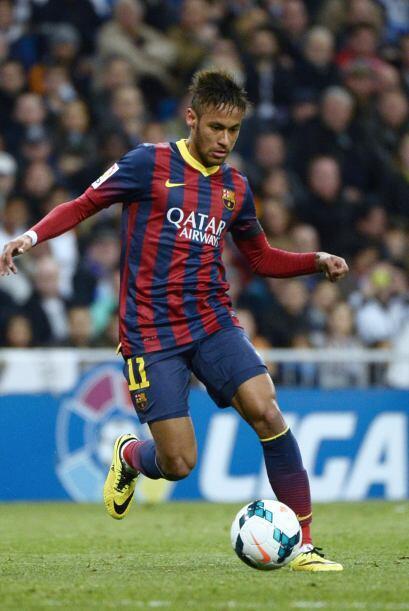 Neymar (5): Partido muy flojo el que realizó el brasileño, que estuvo de...