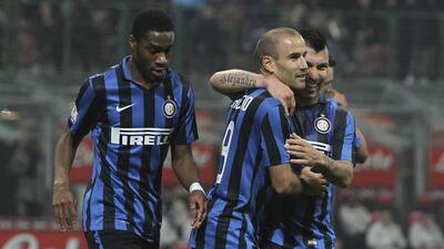 Inter sigue adelante en la Coppa; Génova eliminado por un club de tercera