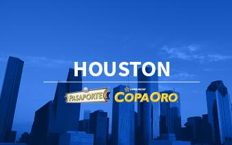 Pasaporte Copa Oro Houston