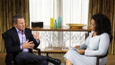 Oprah utilizó su habitual cercanía y confianza para conseguir que el exc...