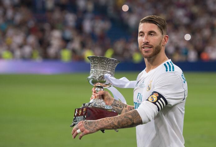 Sergio Ramos (España/Real Madrid)