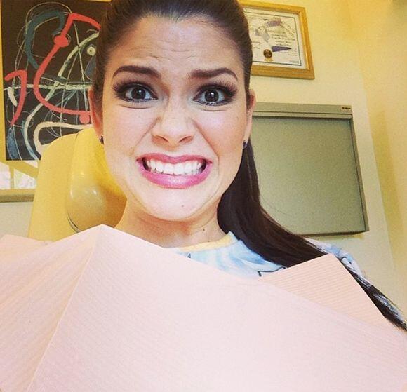 """""""En el Dentista, ¡¡¡AsustaA!! Digamos que no es mi lugar favorito así lo..."""