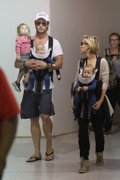 ¡Qué bonita familia!