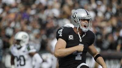 Raiders 34-20 Jets: Carr volvió a dirigir maravillosamente a Oakland al...