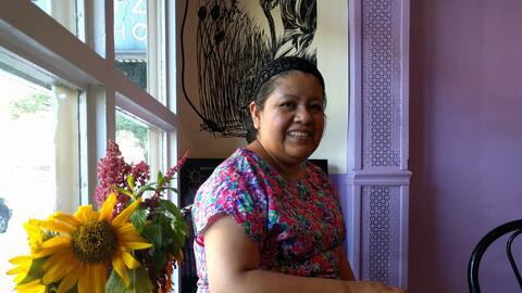 Natalia Méndez, propietaria de La Morada