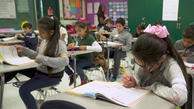Por qué el Distrito Escolar de Houston está inculcando la lectura entre los niños