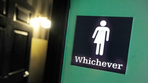 Baños transgénero