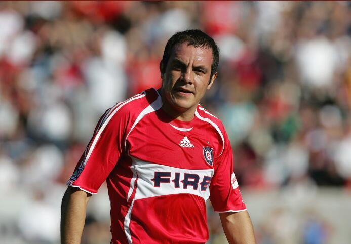 Top 10: Jugadores Franquicia en la historia de la MLS GettyImages-780940...