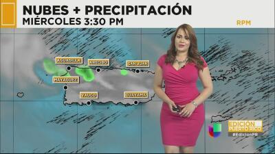 Puerto Rico tendrá un jueves brumoso