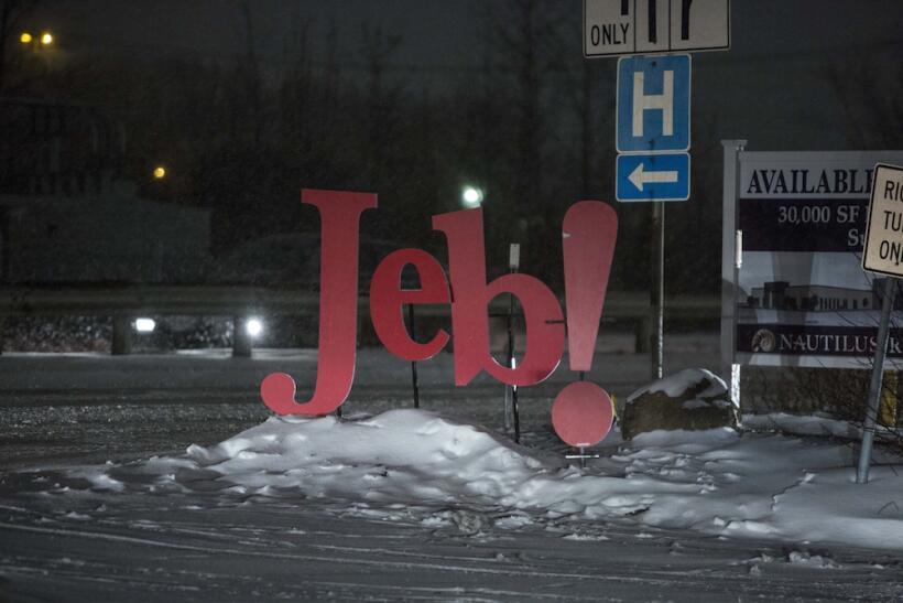 ¿Por quién vota la nieve en las primarias de New Hampshire? jeb-nh.jpg
