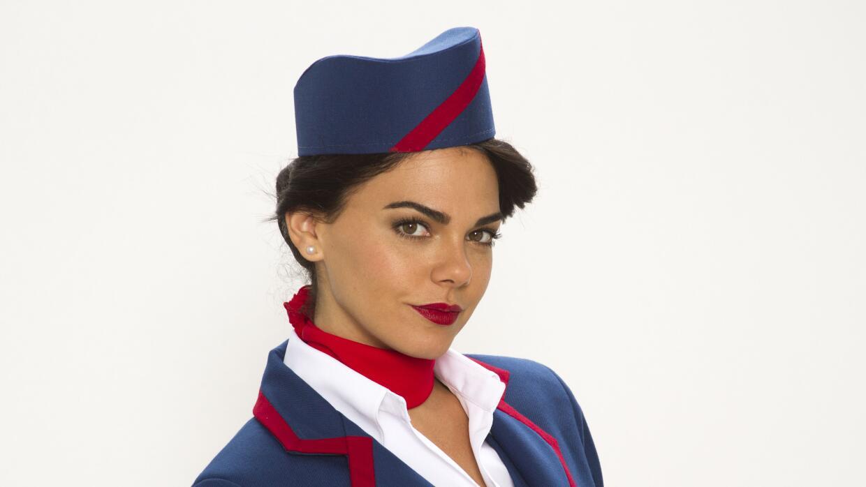 Livia Brito es Yolanda en 'La piloto'