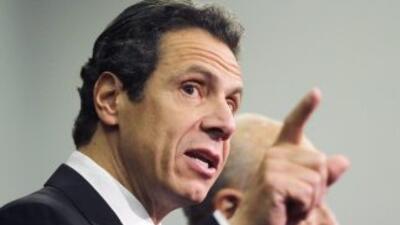 Andrew Cuomo es el próximo gobernador de New York.