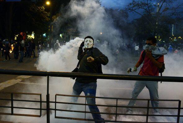 Residentes de La Isabelica protestaron durante las últimas cuatro semanas.
