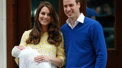 El príncipe George ya tiene una hermanita
