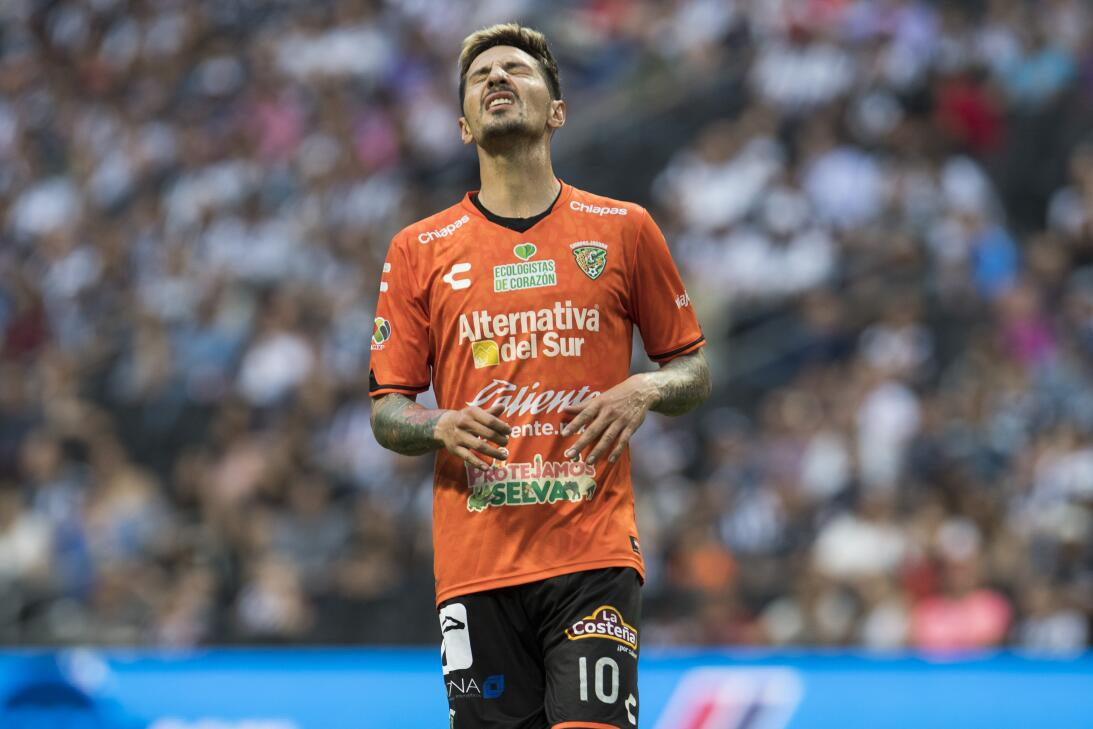 Monterrey es líder provisional tras golear a Chiapas Jonathan Fabbro de...