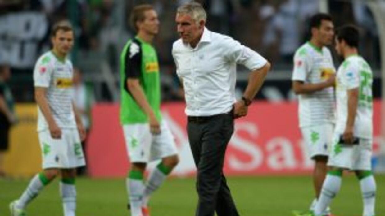 ElMonchengladbach no levanta el rumbo en la Bundesliga.