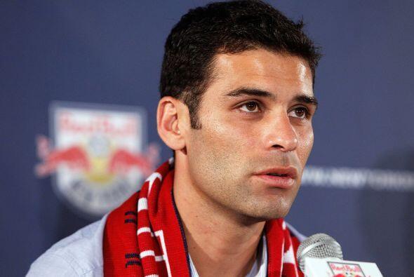 ''Vengo a la MLS a hacer más grande a la Liga'': Rafa Márquez.