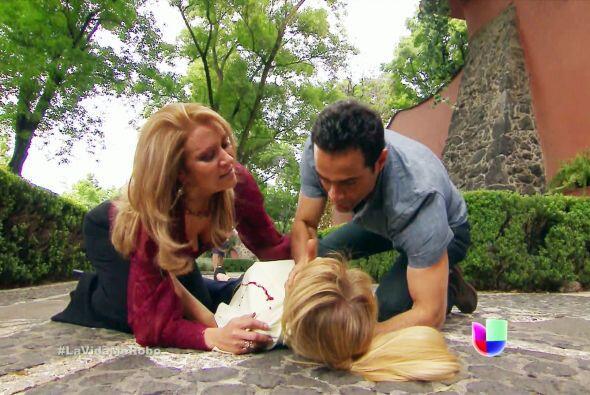 El amor enmarca las historias de las telenovelas pero a veces las pasion...