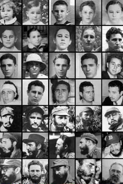 Fidel Alejandro Castro Ruz nació en el barrio de Birán, mu...