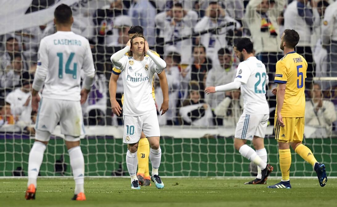 En fotos: Real Madrid pasó a semifinales a pesar de sufrir dura derrota...