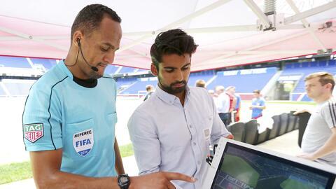 El VAR comenzó a usarse de manera oficial en la MLS el pasado fin de semana