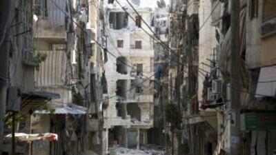 En Alepo, la mayoría de los muertos y heridos por el triple atentado son...