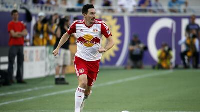 Sacha Kljestan, 'enganche' de New York Red Bulls.