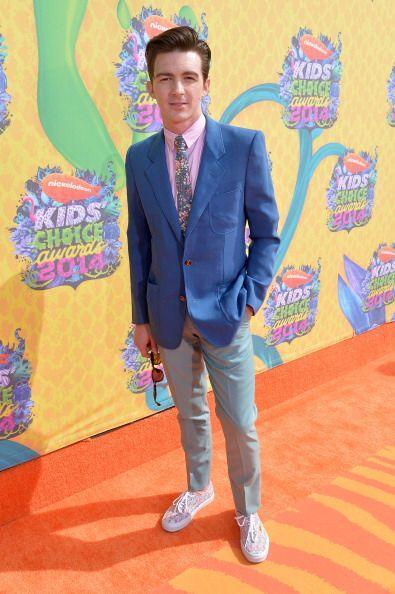 Quien no podía faltar en este desfile de celebridades de Nickelodeon era...