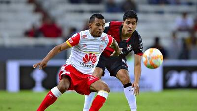 Luis Arias anotó el gol del triunfo para los colombianos.