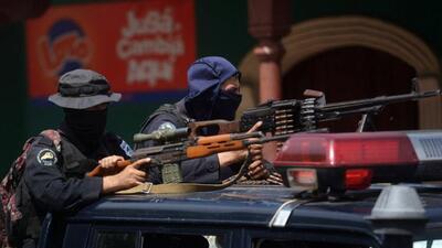 The Dragunov sniper rifle, an old friend of Daniel Ortega