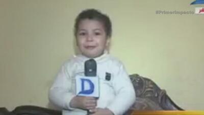 Niño es condenado a cadena perpetua en Egipto