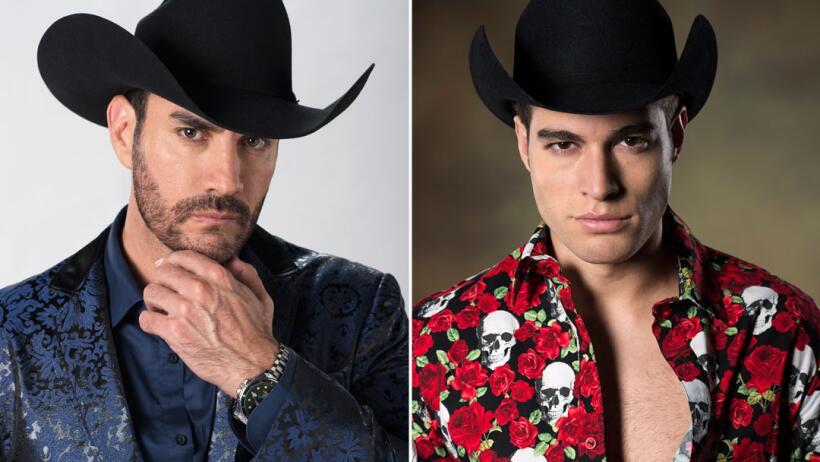 Ryan y Danilo Cabrera La doble vida de Estela Carrillo