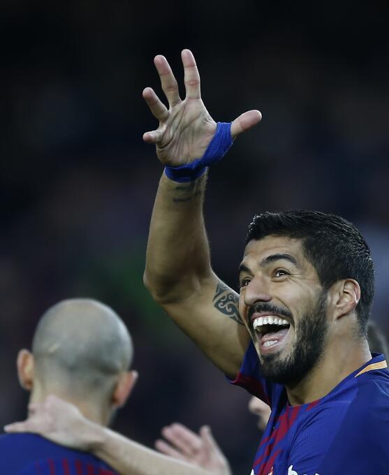 14. Luis Suárez (Barcelona) - 128 millones de euros