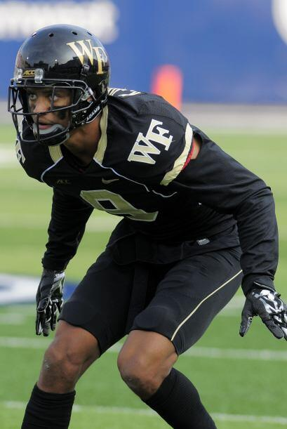 Selección 22 Pittsburgh Steelers: CB Kevin Johnson, Wake Forest (AP-NFL).
