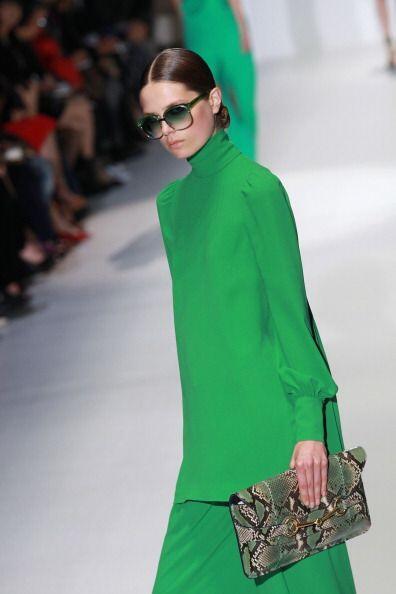 El verde viene desde tiempo atrás pisando fuerte y se une al rojo...