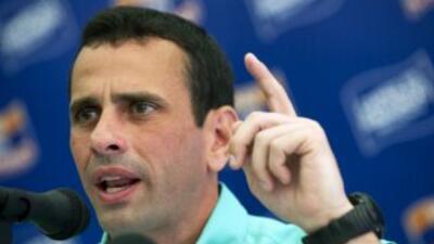 Enrique Capriles