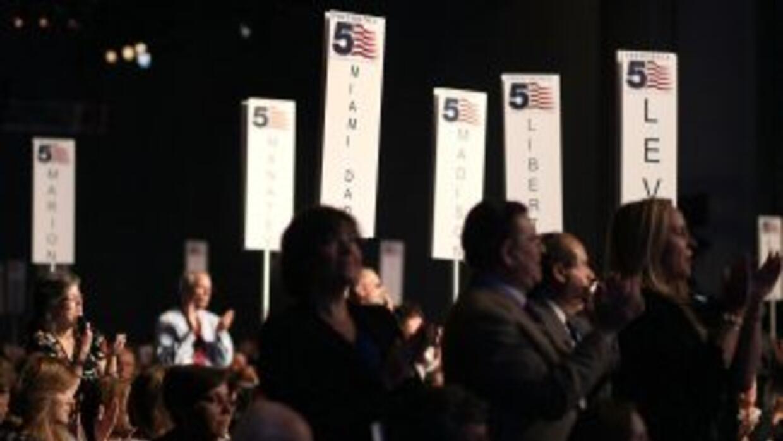 Después del debate republicano en Orlando, Florida este septiembre, la c...