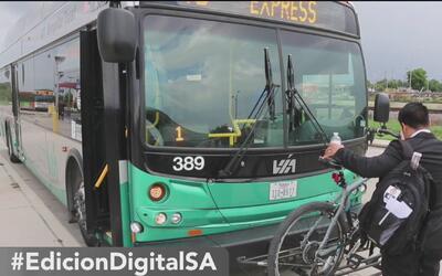 Presentan nueva app del Vía en San Antonio