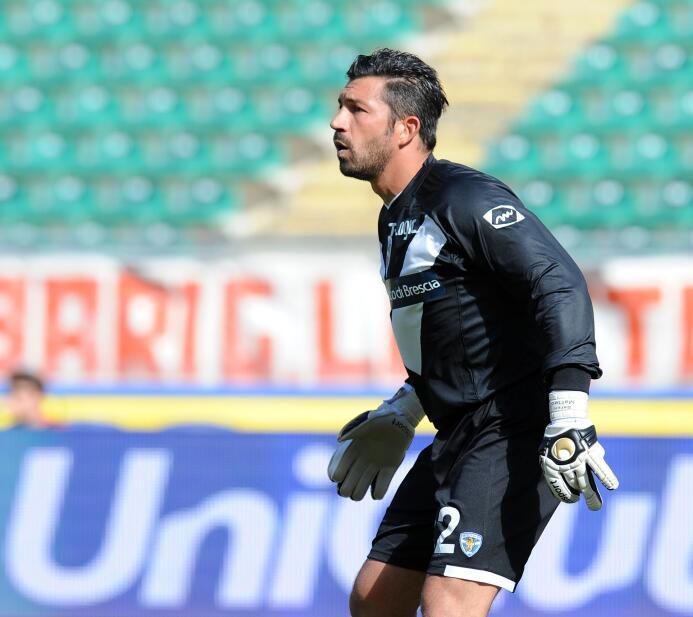 Matteo Sereni (Futbolista): ya está retirado, pero su carrera la inició...