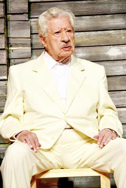 Ignacio López Tarso se ha coronado a través de los TVyNovelas como el ma...