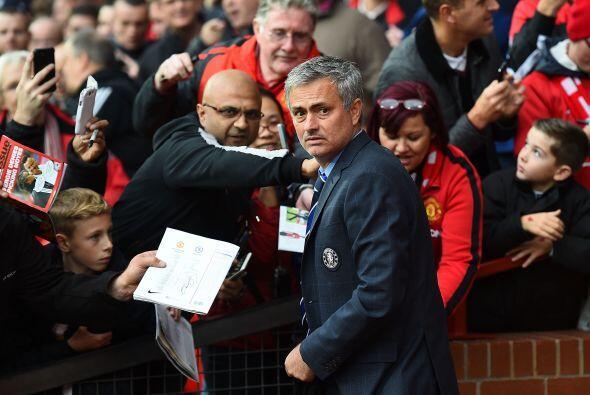 José Mourinho, tan polémico como respetado, fue solicitado...
