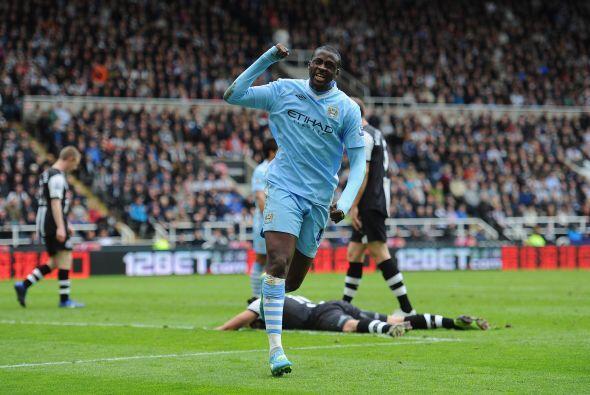 El ya mencionado Touré tuvo que aparecer de nuevo para sellar la victori...
