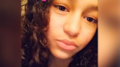 """""""Nos urge encontrarla lo antes posible"""": el mensaje de la policía sobre la desaparición de niña hispana"""